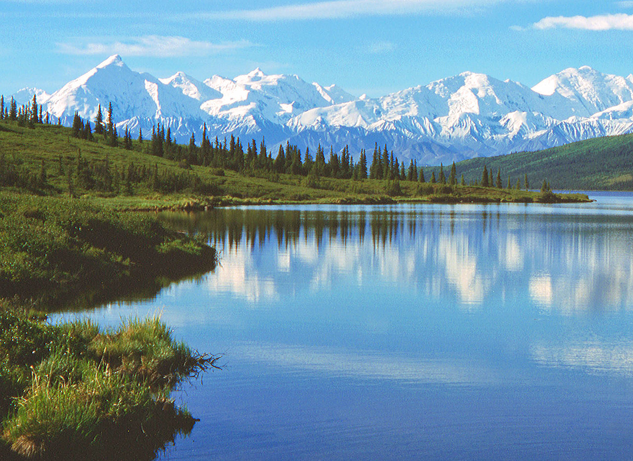 1280px Wonder Lake Denali2