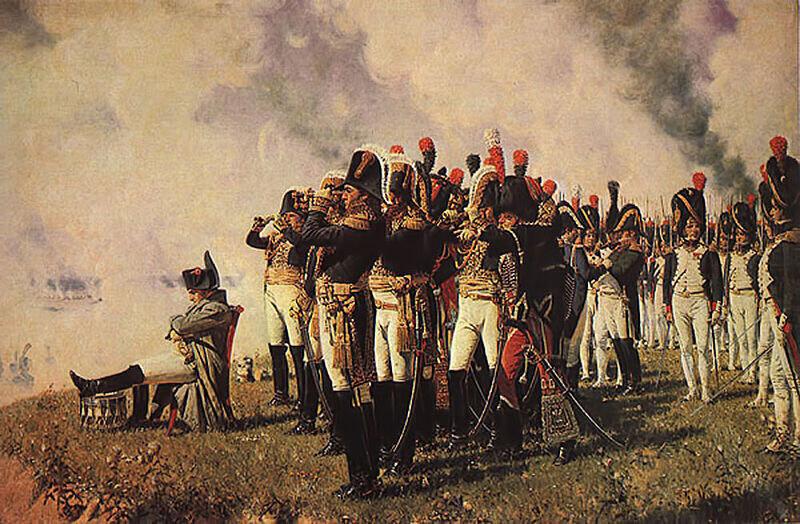 Лет, картинки об отечественной войне 1812 года